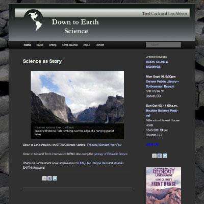 Down2Earth WEBSITE