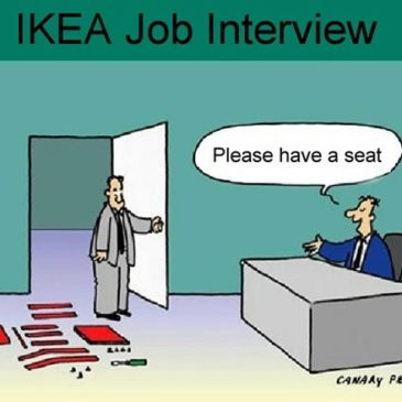 My Ideal Job Interview
