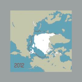 ANIMATION: Sea Ice Extent 1979–2014