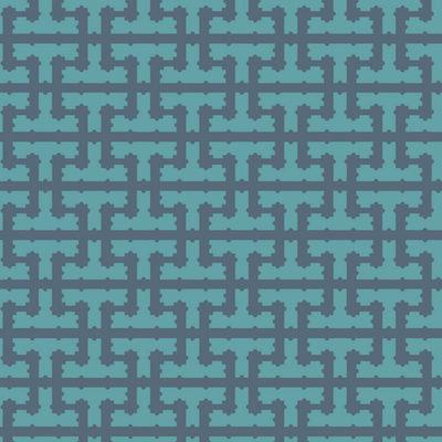 archGRIDblue by Jenny Knuth