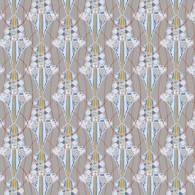 violaSCROLL by Jenny Knuth