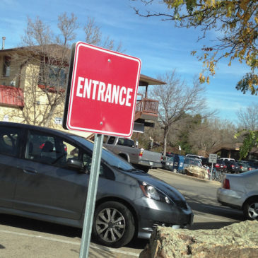 Entrance…